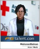 BishonenBatman