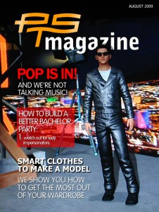 PST Magazine - August 2009