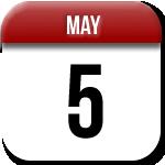 May 5th
