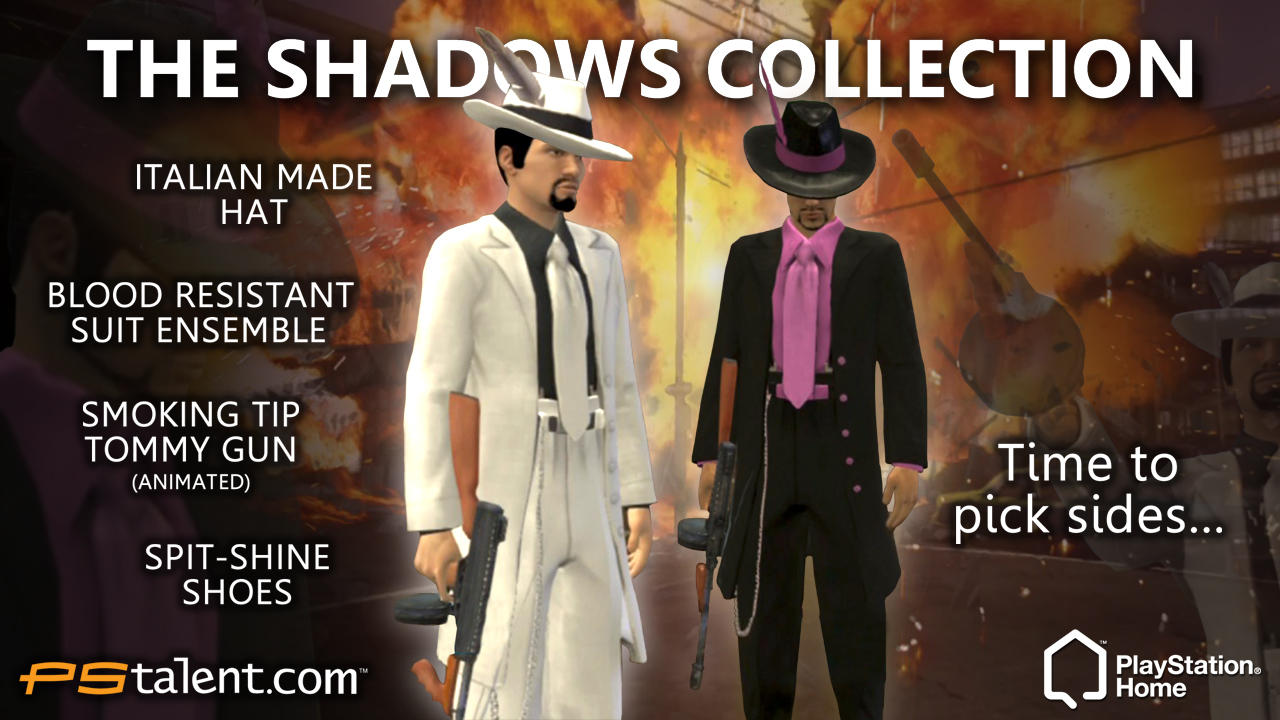The Shadows Collection