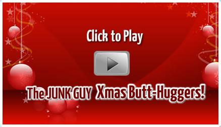 Christmas Butter Huggers