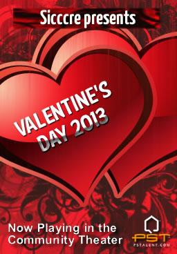 Sicccre Valentine's