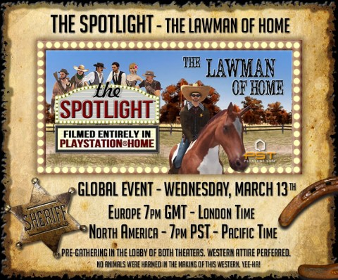The LAWMAN of HOME – Coming Wednesday!
