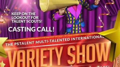 Variety Show – Fresh Modelz