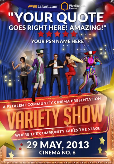 Variety Show – Home Deco