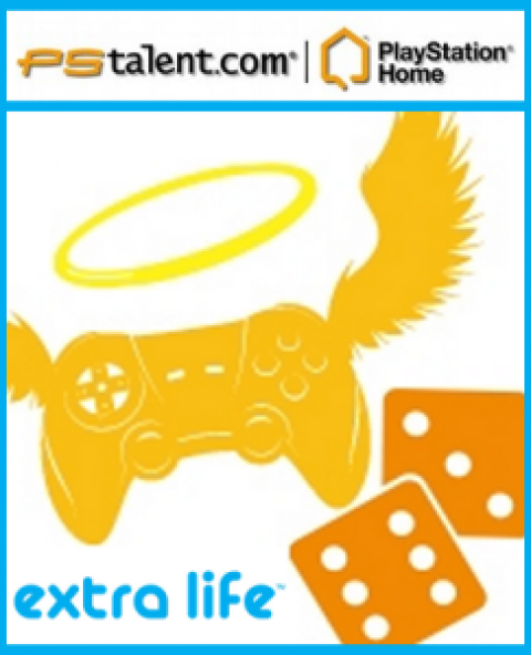 Calling All Superheroes! – Extra Life 2013