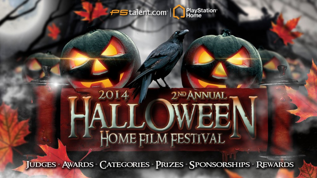 PSTALENT 2014 Halloween Home Film Festival
