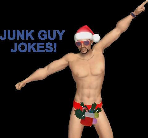JUNK GUY JOKES!
