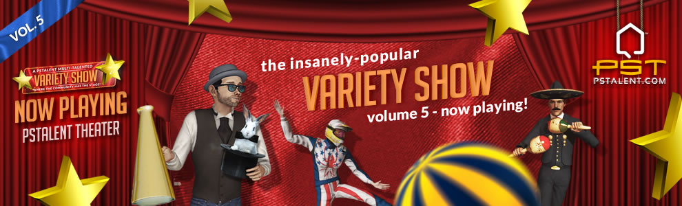 PSTalent Variety Show PlayStation Home