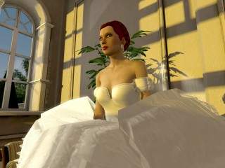 Her Wedding