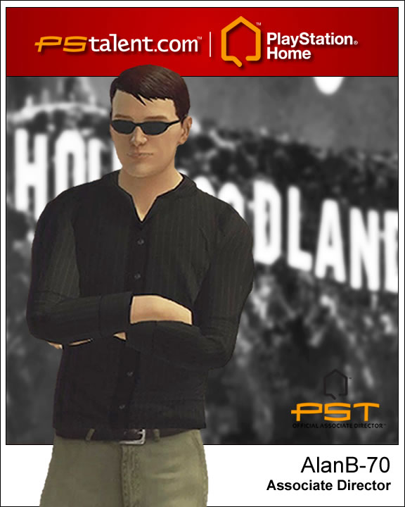 Associate Director AlanB-70