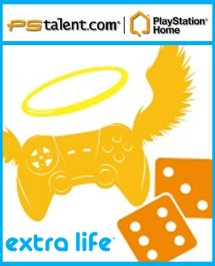 Extra Life 2013 – Team PSTALENT